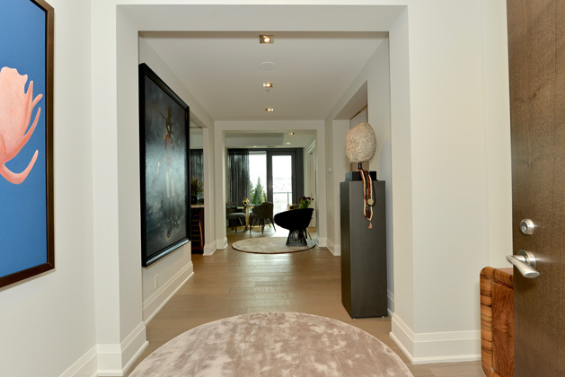 A Yorkville Boutique Condo Designed By Yann Weymouth 77