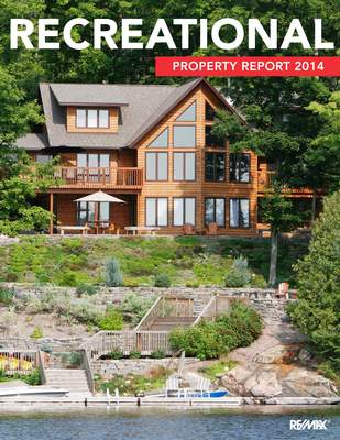 Re/Max Recreational Property Report 2014