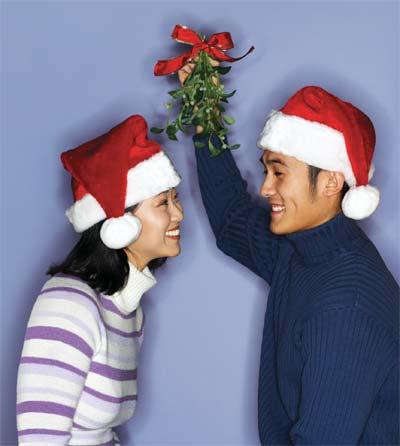 Why Mistletoe At Christmas