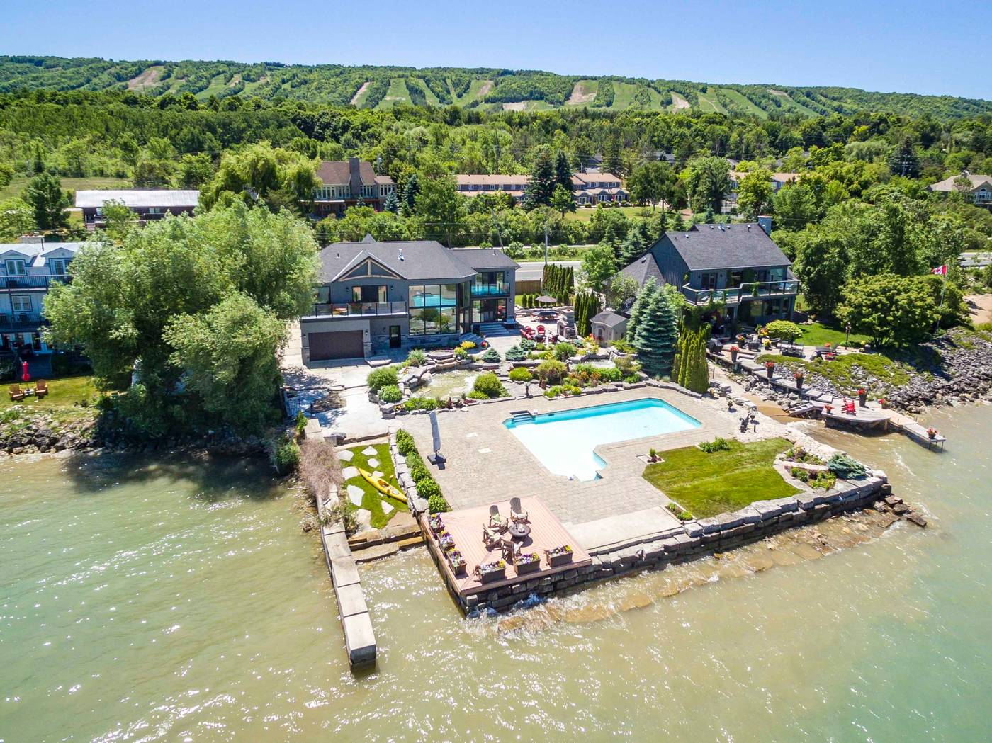 Luxury Waterfront Living In Canada June 3 2019