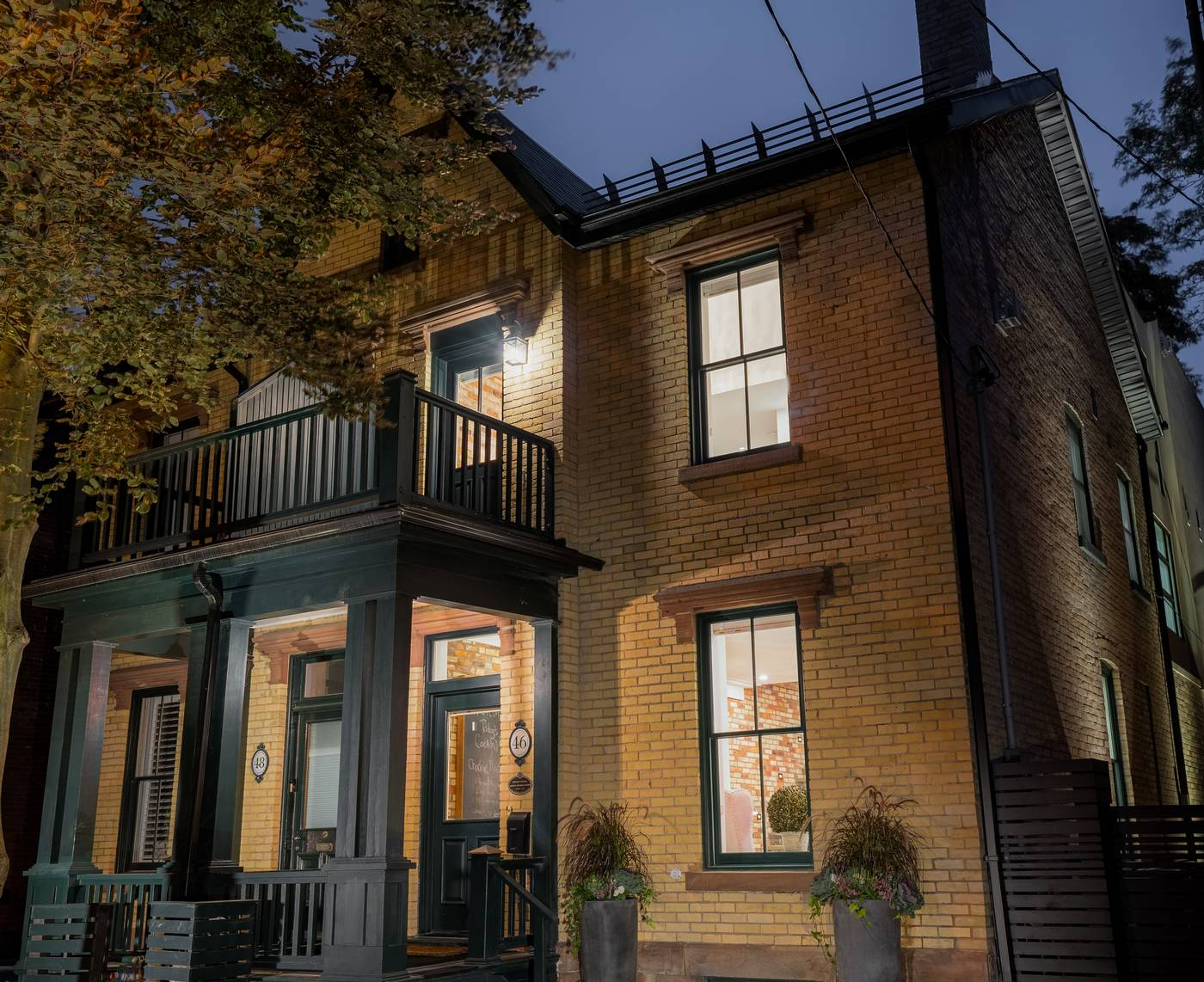 Spectacular Century Home in Yorkville   46 Boswell Avenue ... on